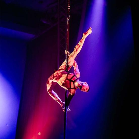AirOtic Soireé: a Cirque Style Cabaret Dinner Show