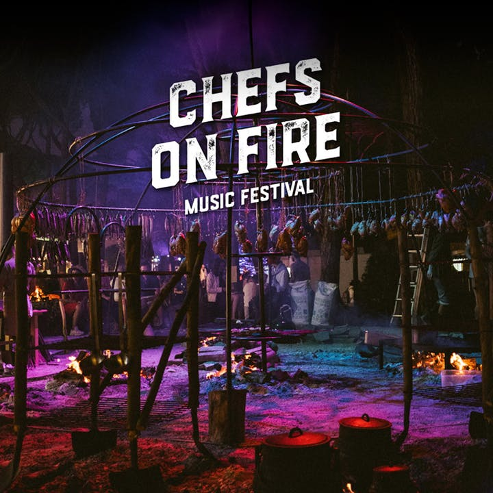 Chefs On Fire - Food, Fire & Music