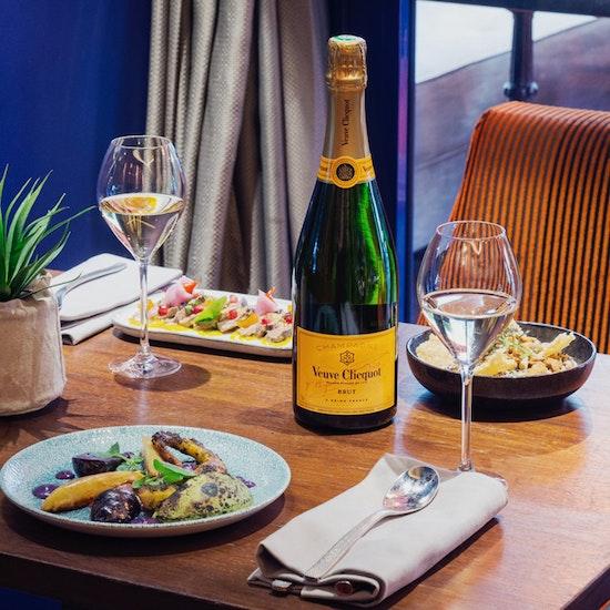 Dîner Veuve Clicquot au Inka Restaurant