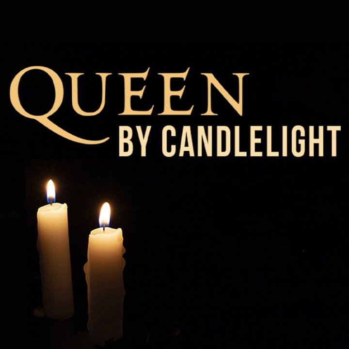 Queen By Candlelight - Drive In Theatre