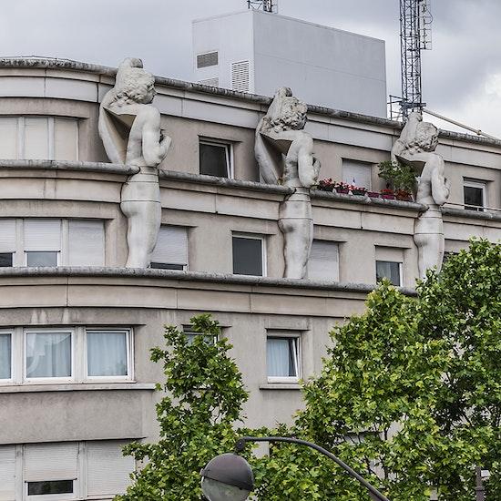Visite virtuelle : Architecture délirante à Paris et en banlieue