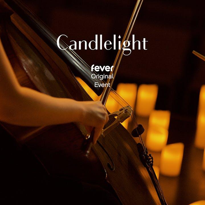 Candlelight: Trilhas Sonoras Mágicas à luz de velas