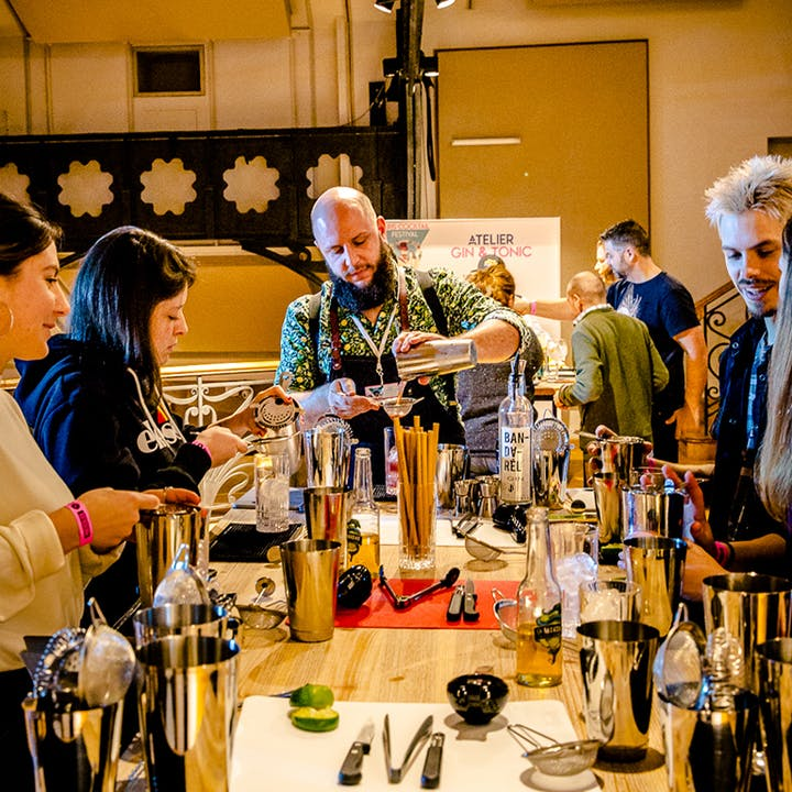 Liquid Passion : Salon de la bière, des cocktails & spiritueux