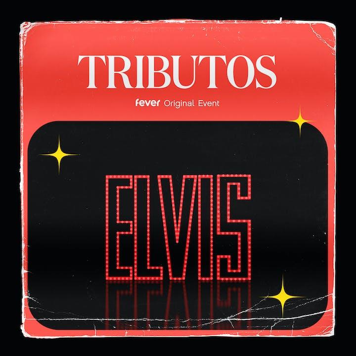 Tributos: O Melhor de Elvis Presley no Hard Club