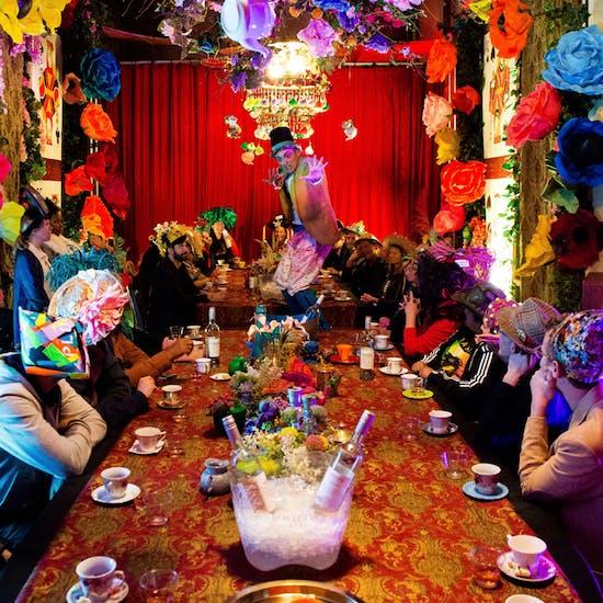 Gin Tea Party En El Pais De Las Maravillas Fever