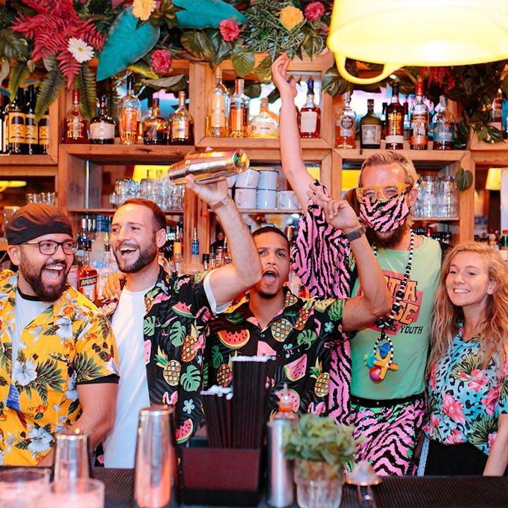 La Isla Bonita: 80s Bottomless Brunch & Musical Bingo