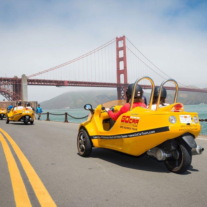 Open Air Adventure: GoCar SF Tours