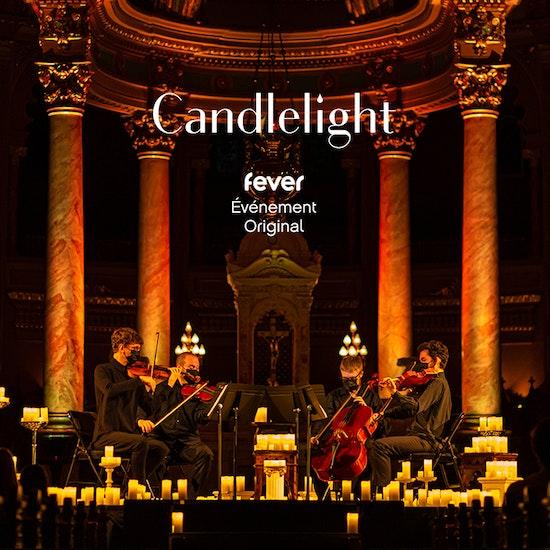 Candlelight: Hommage à Queen et autres à la lueur des bougies
