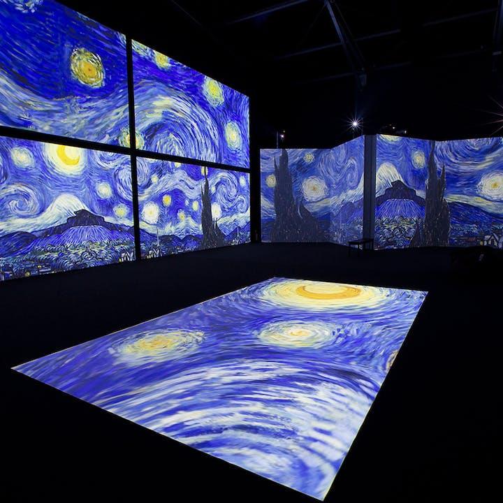 Van Gogh: Alive - Una experiencia multisensorial inmersiva | CDMX