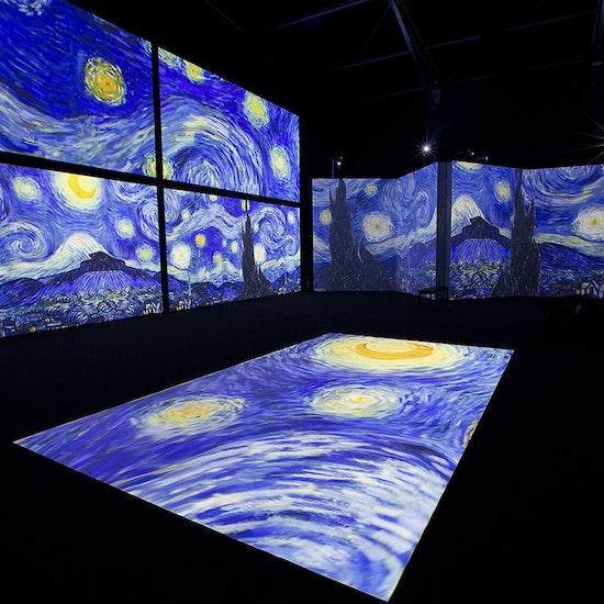 CDMX | Van Gogh: Alive - Una experiencia multisensorial inmersiva