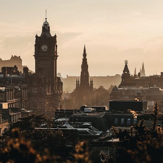 Visite virtuelle sur les traces des écrivains et poètes écossais