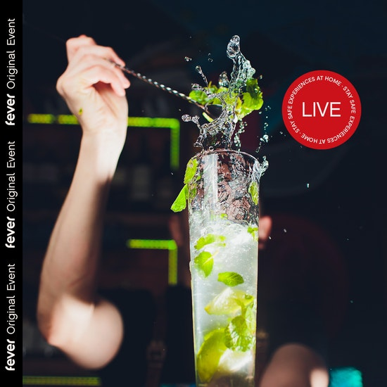 Shake It: Online Masterclass with Deluxe Kit & Cocktails Delivered