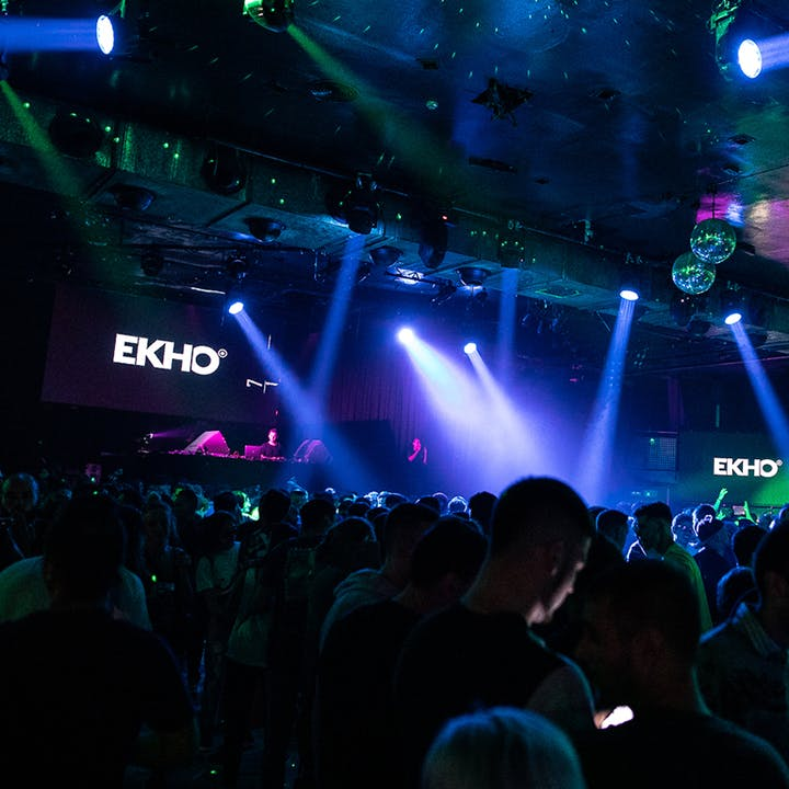 Ekho Club: Residents night