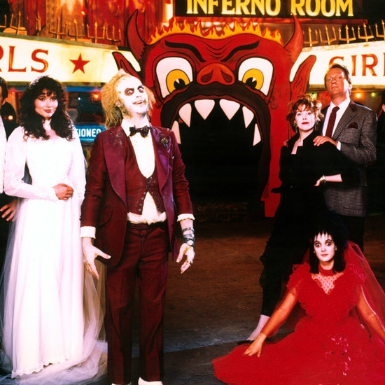 Street Food Cinema Halloween Presents: Beetlejuice