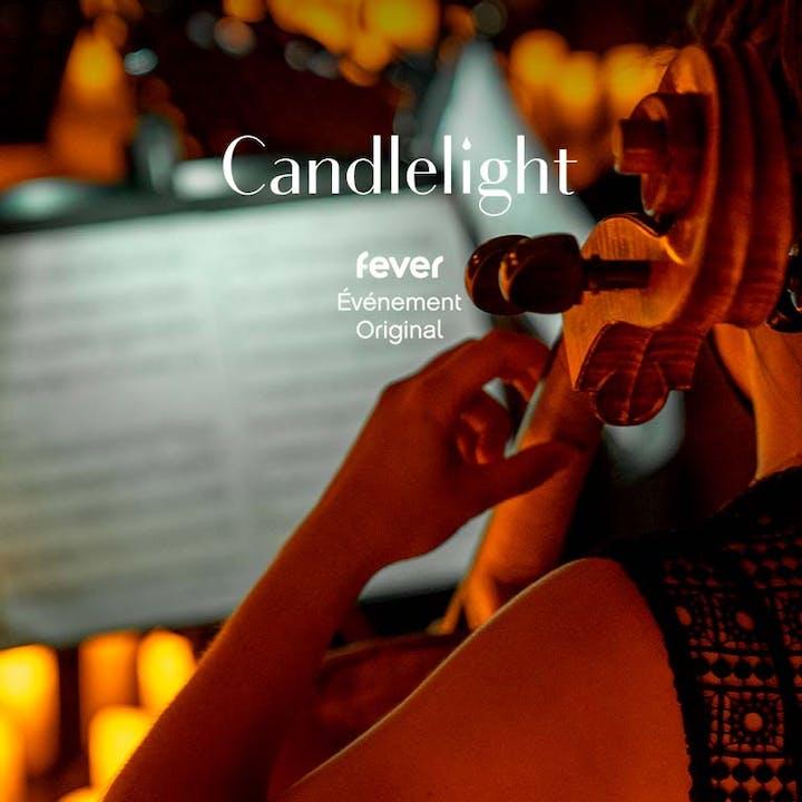Candlelight : Bach to the Beatles, Quatuor à la bougie