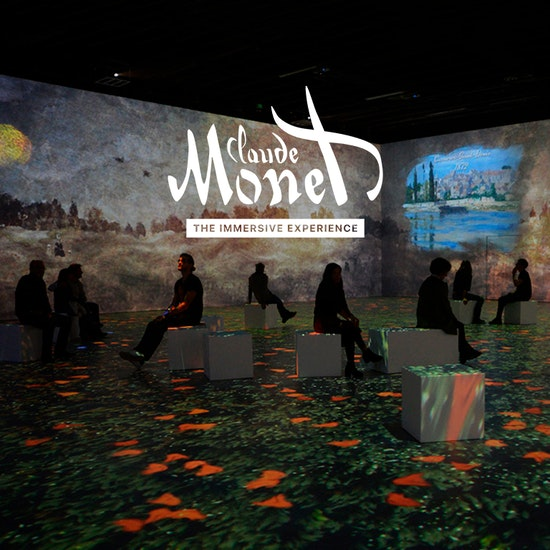 Monet: The Immersive Experience