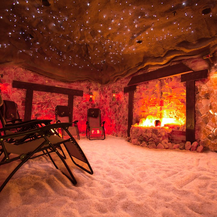 Relax And Breathe Montauk Salt Cave Fever