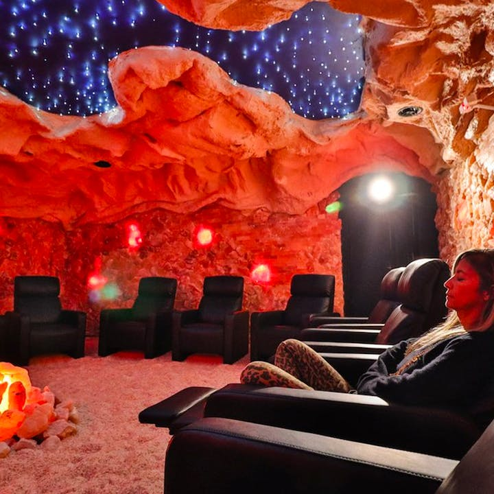 Relax and Breathe at Montauk Salt Cave