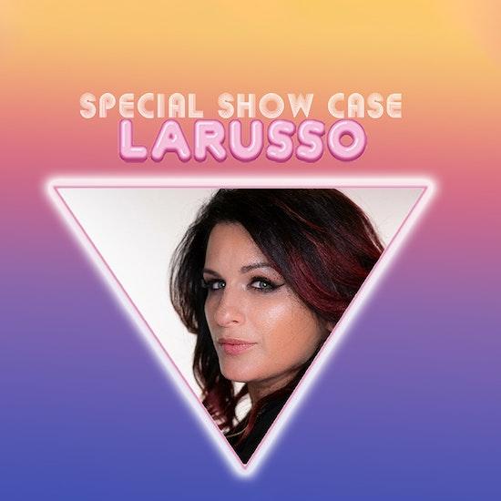 Soirée Good Vibes 90's  : Larusso en showcase en plein air !