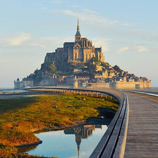 Voyage : Weekend Mont Saint Michel & Saint Malo