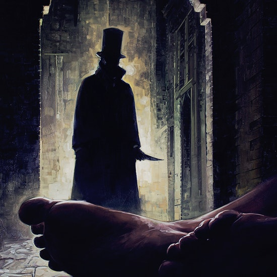 Jack The Ripper Murder Mystery Virtual Tour & Games