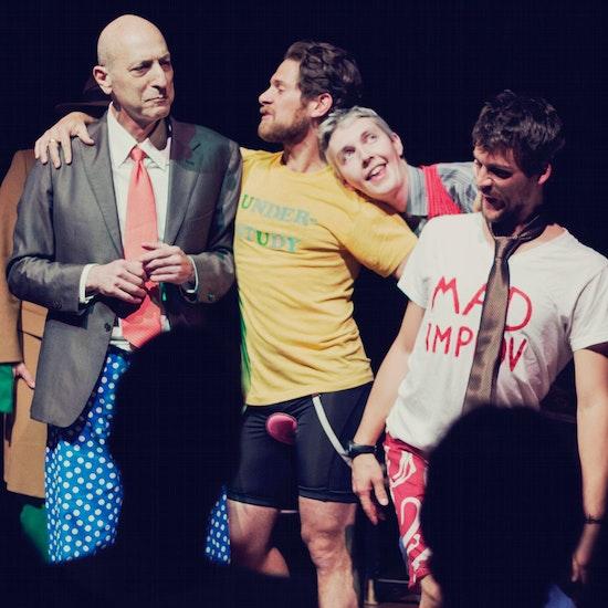 Mad Improv: Teatro improvisado en inglés