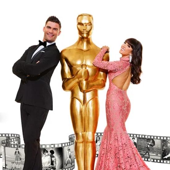 Aljaž Skorjanec & Janette Manrara - Remembering The Oscars