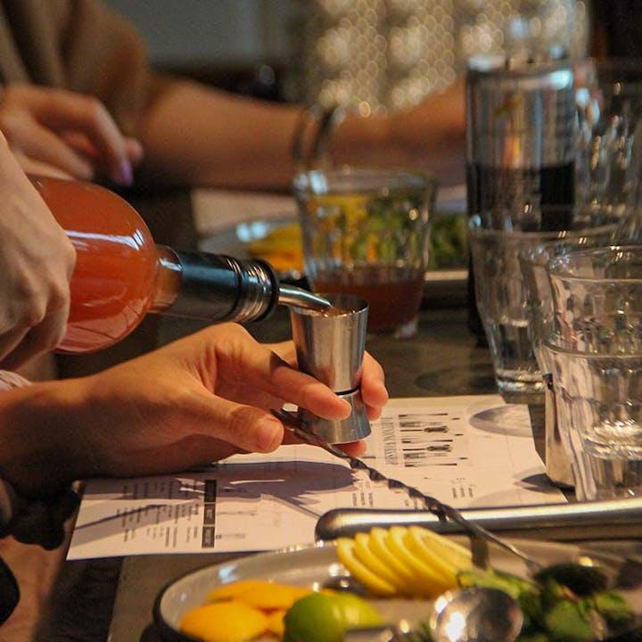 Bartending & Mixology Workshop at Daizu Cafe