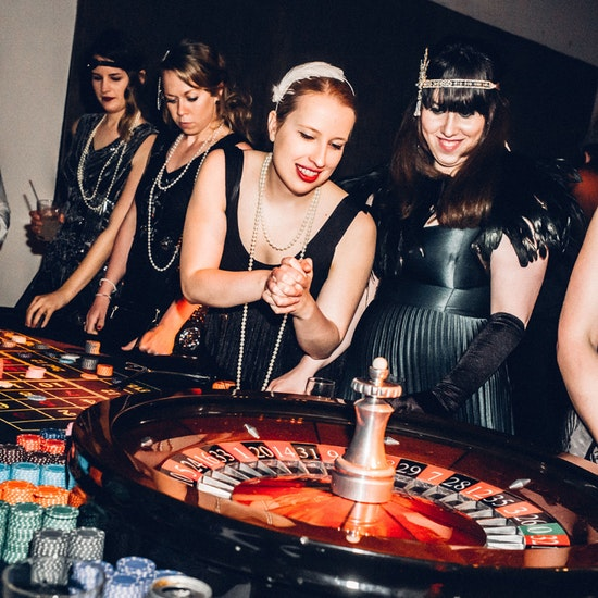 The Prohibition Party: New Year's Eve Special!