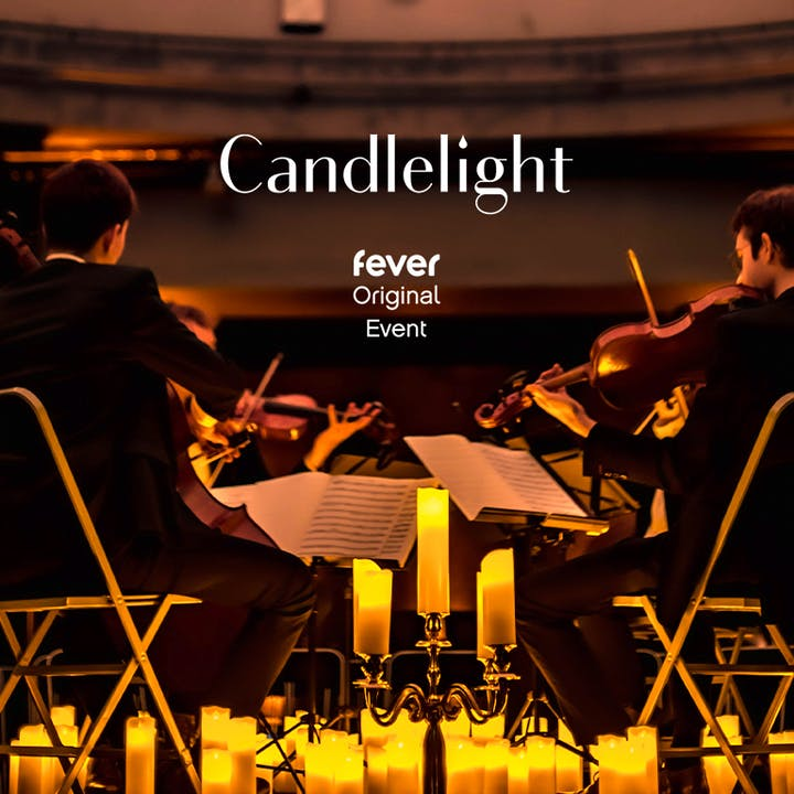 Candlelight Halloween: A Haunted Evening of Classic Compositions