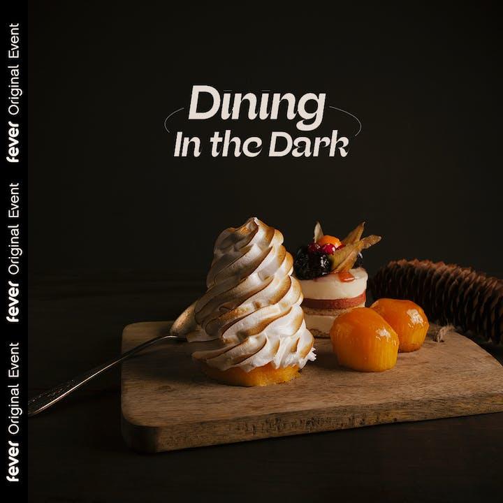 Dining In The Dark in Perth