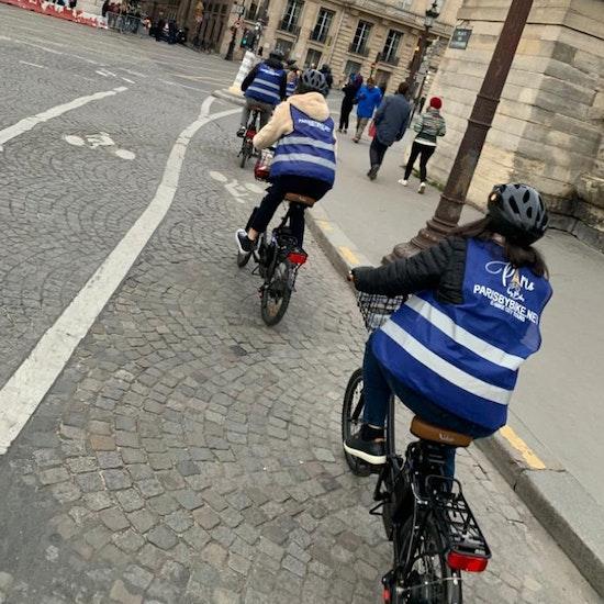 Découvre Paris en vélo électrique avec Paris by Bike !