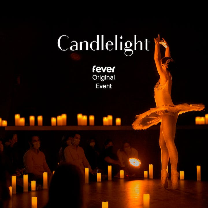 Candlelight Ballet: Tchaikovsky's Swan Lake & More at St. John's Cathedral