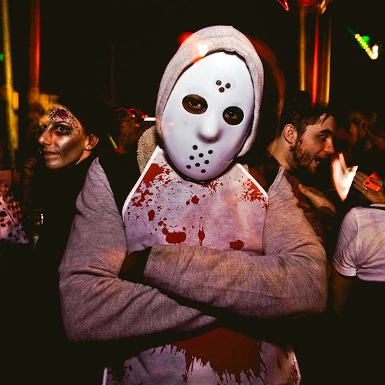 Carnifest - London's Biggest Carnival Halloween Party