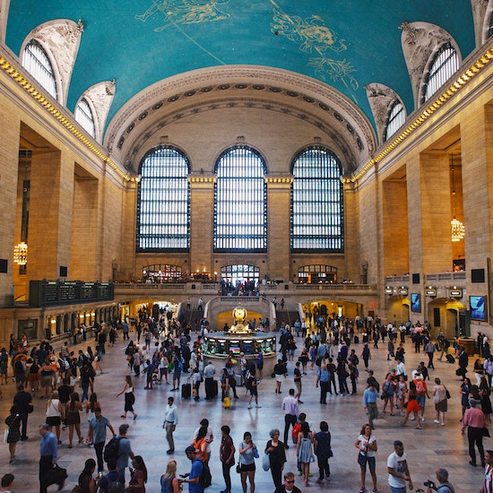 Murder At Grand Central: A Mystery & History Scavenger Hunt