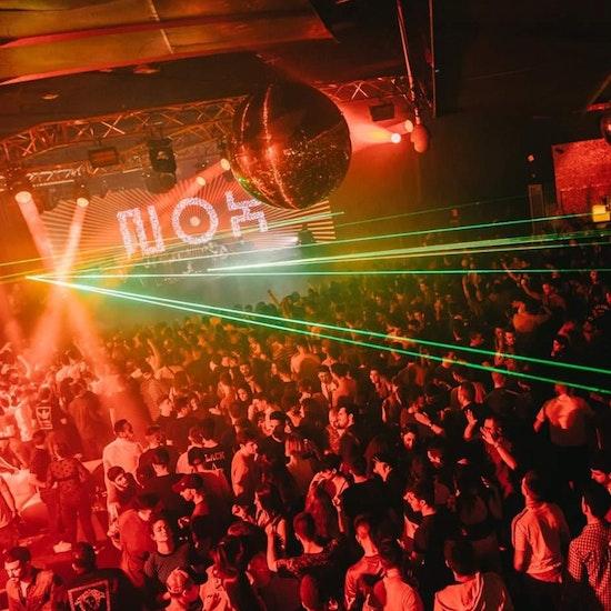 Chus & Ceballos + Rafa Barrios en NOX Club