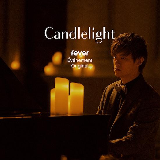Candlelight : Hommage à Yann Tiersen, Piano solo à la bougie