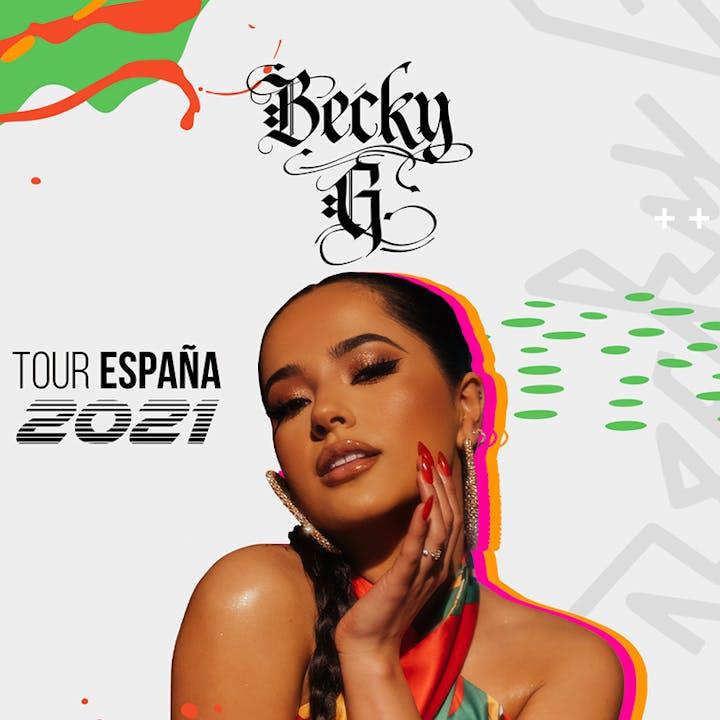 Becky G y Rels B en concierto en el Palau Sant Jordi