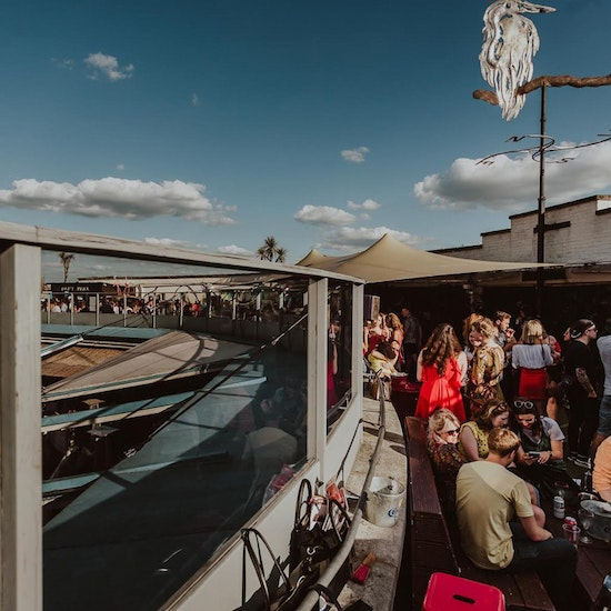 Rooftop Brunches at Prince of Wales Brixton
