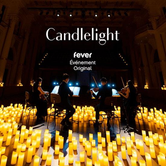 Candlelight: Musiques d'Animes à la lueur des bougie