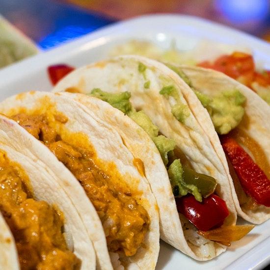SuperTaco: menú para 2 de ricos tacos mexicanos