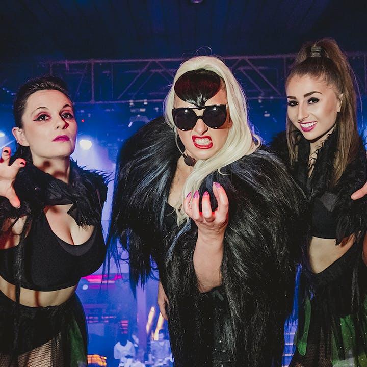 Go Gaga Bottomless Brunch Show
