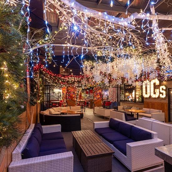 Winter Pop Up: Trivia, Drag Bingo + DJ's on OG's Heated Patio