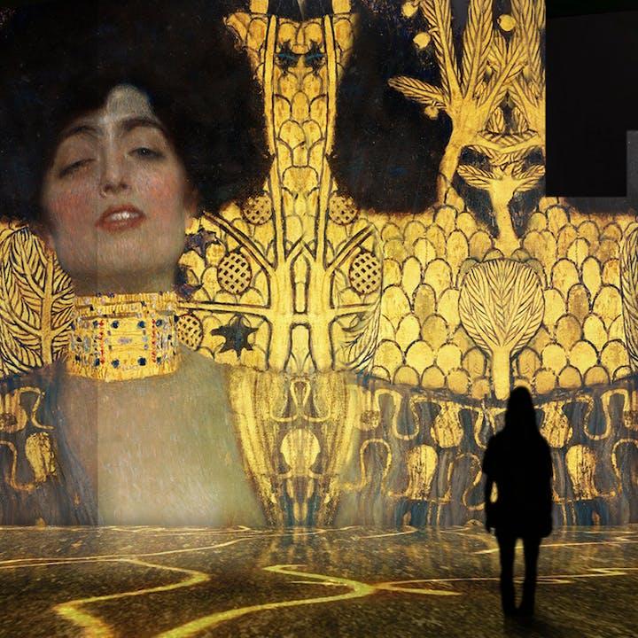 El Oro de Klimt: exposición inmersiva