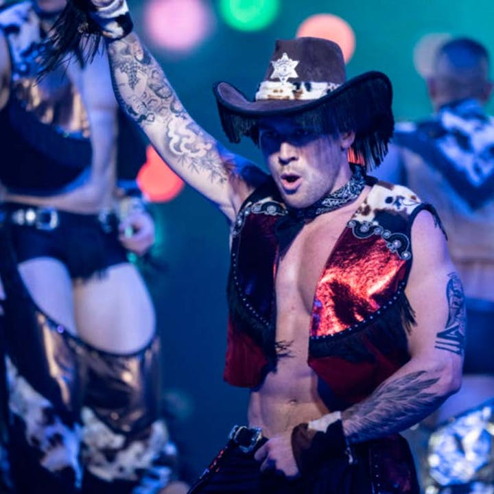 Ripped: The Ultimate Revue Show