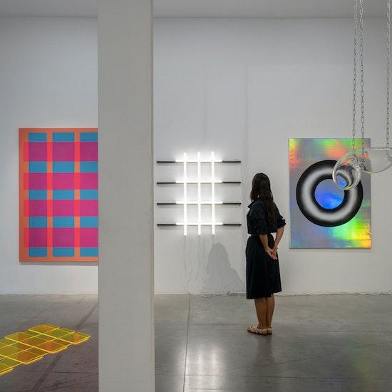 old Expo d'art contemporain par Maison Contemporain au Bastille Design Center