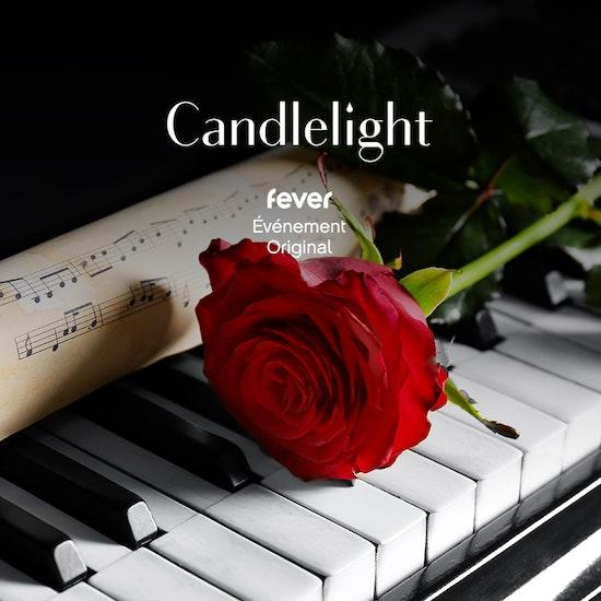 Candlelight : Musiques romantiques, Piano à la bougie