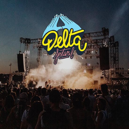 Delta Festival : 3 jours de musique sur les plages du Prado