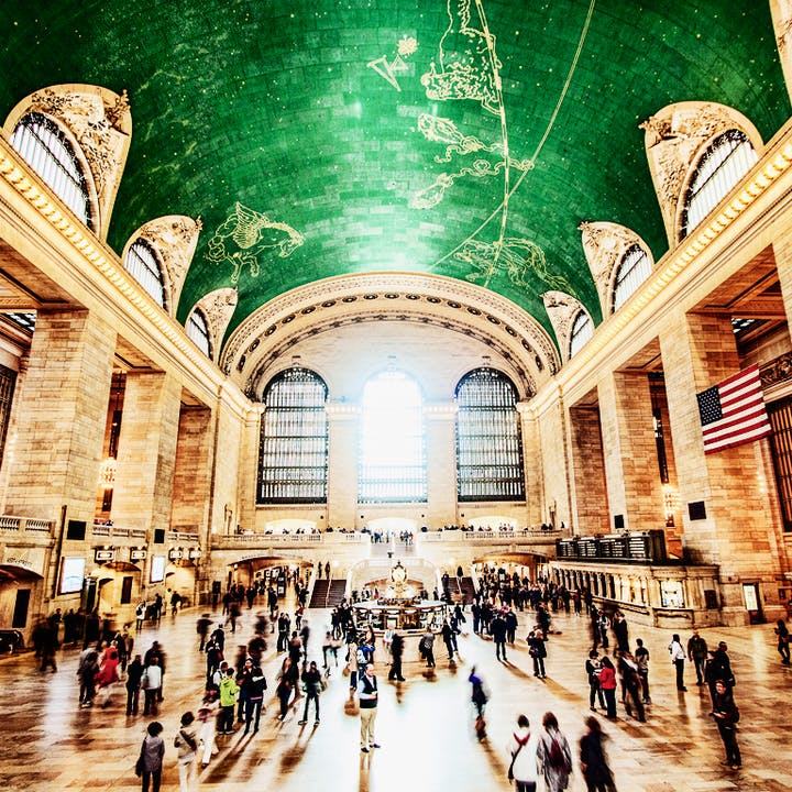 The Secrets of NYC's Iconic Grand Central Terminal
