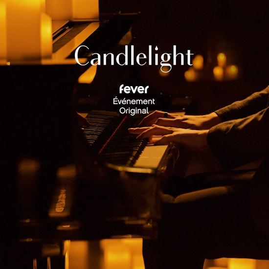 Candlelight Halloween: Compositions hantées au Piano Solo à la lueur des bougies